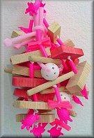 Making Bird Toys - ABCs